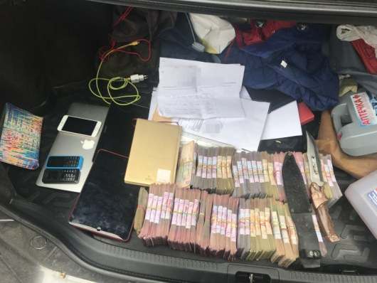 ВДнепре накрыли русский «конверт» соборотом в700 млн грн